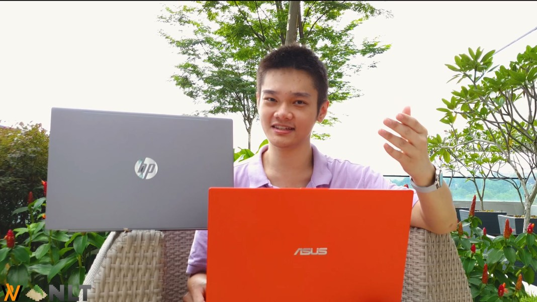 ASUS VivoBook Ultra A512 vs HP Pavilion 15-cs2010TX