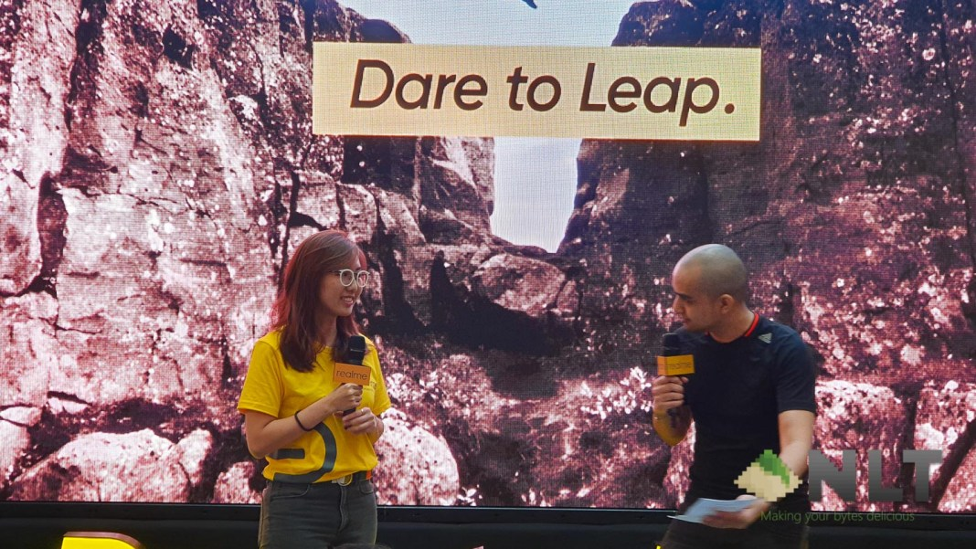 Realme Dare To Leap Weekend