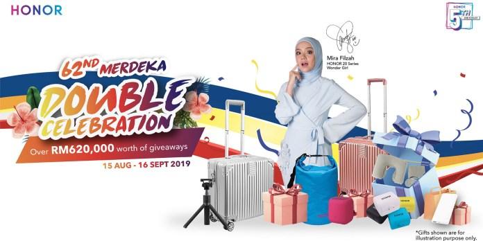 HONOR Malaysia 62nd Merdeka