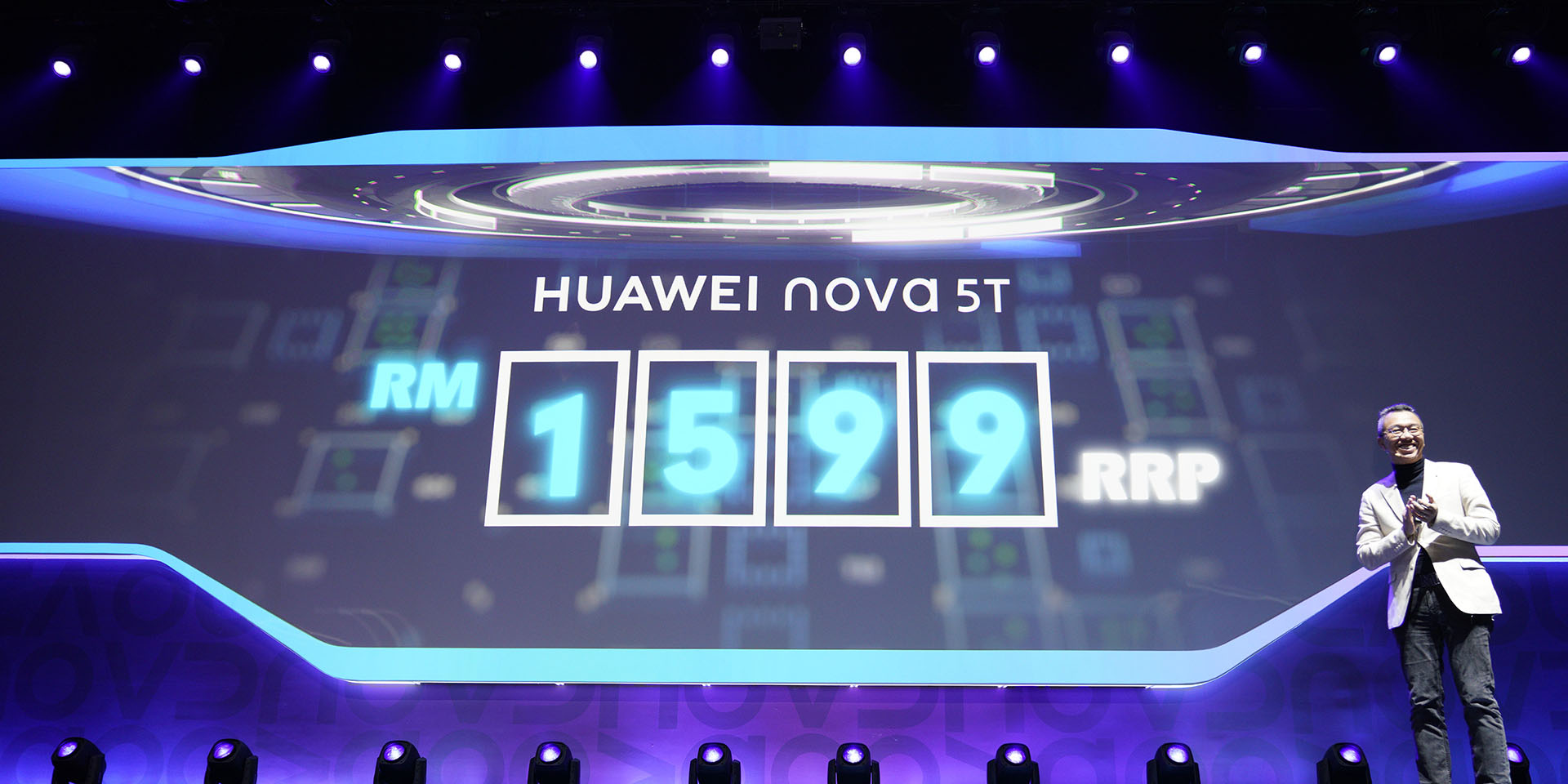 Huawei Nova 5t Arrives At Rm1 599 Equipped With Kirin 980