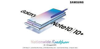 Samsung Galaxy Note10 Note10+ Nationwide Roadshow