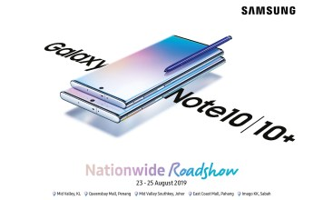 Samsung Galaxy Note10 Note10+ Nationwide Roadshow
