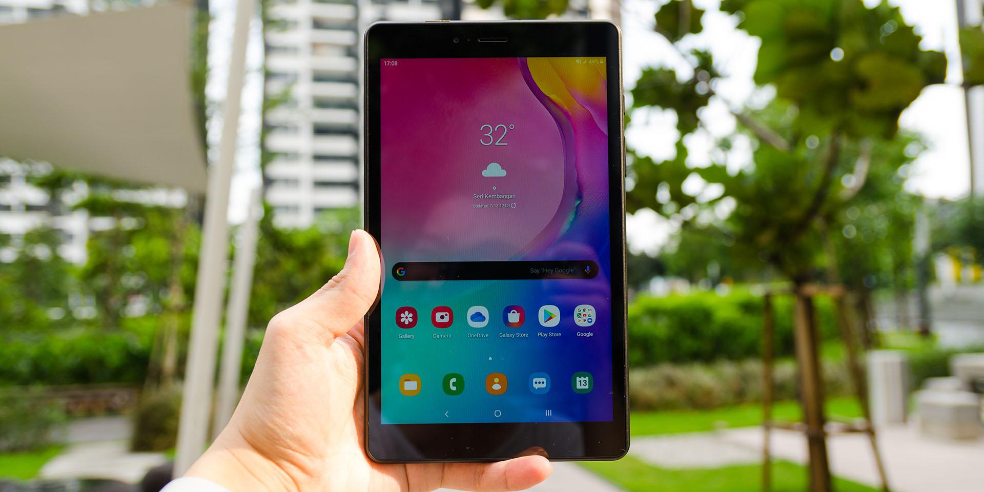 Review - Samsung Galaxy Tab A 8.0 (2019): The RM599 tablet | Nasi Lemak Tech