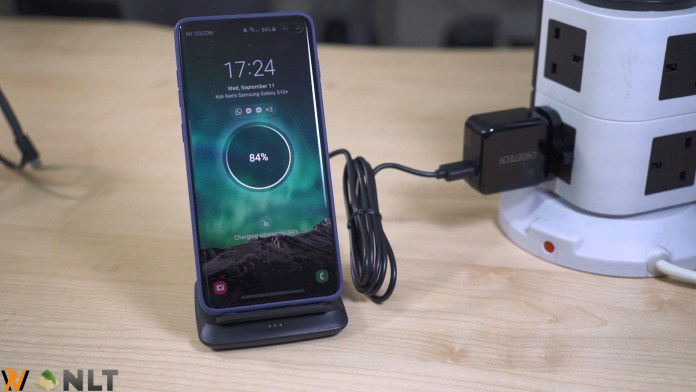 CHOETECH Fast Wireless Charging