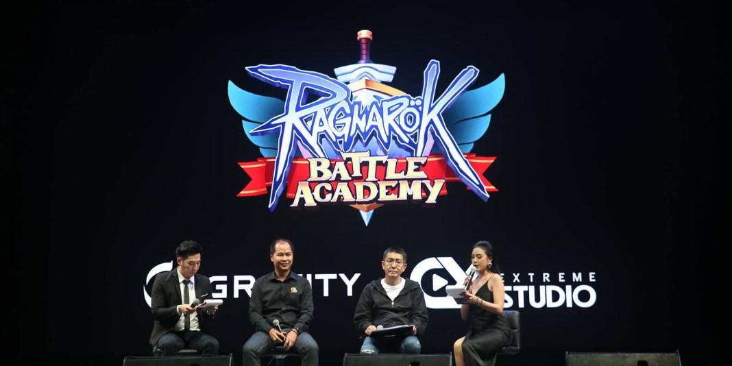 Ragnarok Battle Academy ROBA