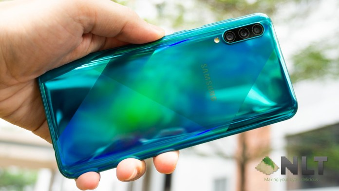Samsung Galaxy A30s Galaxy A50s launch