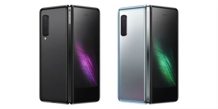 Samsung Galaxy Fold Cosmos Black Space Silver