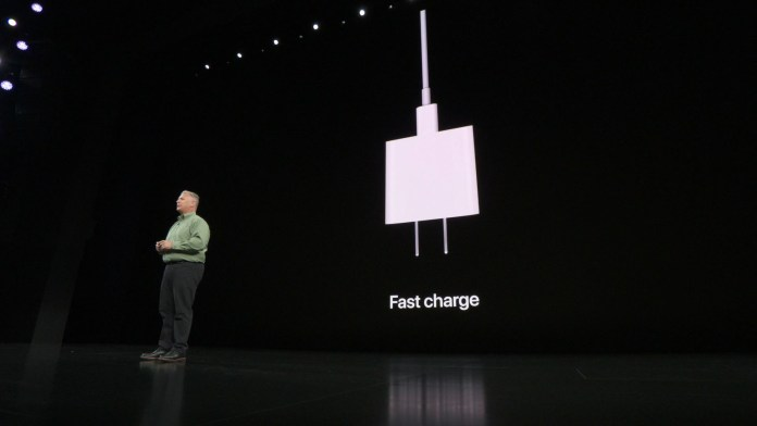 iPhone 11 Pro 18W Fast Charge
