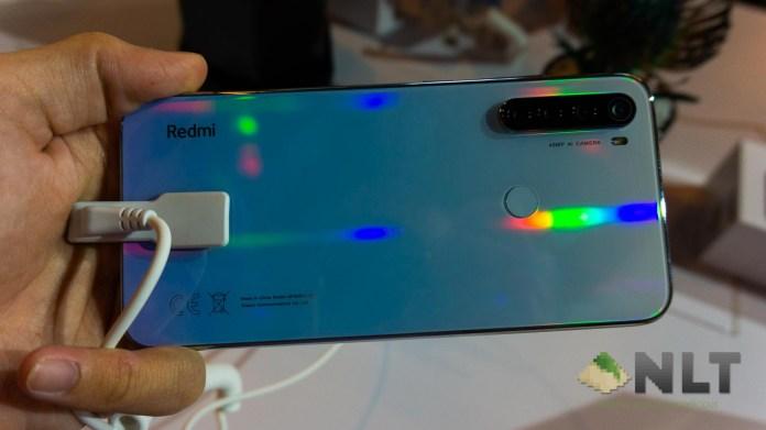 Redmi Note 8 Redmi Note 8 Pro