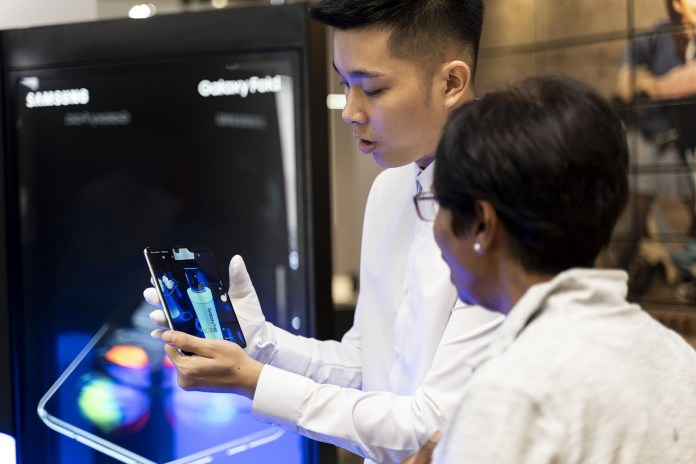 Samsung Galaxy Fold Malaysia pre-order sold out