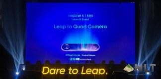 realme 5 realme 5 pro launch event Malaysia