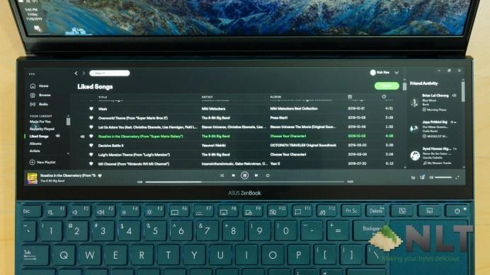 ASUS ZenBook Duo UX481F