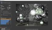 ASUS ZenBook Duo UX481F Cinebench R15 benchmark
