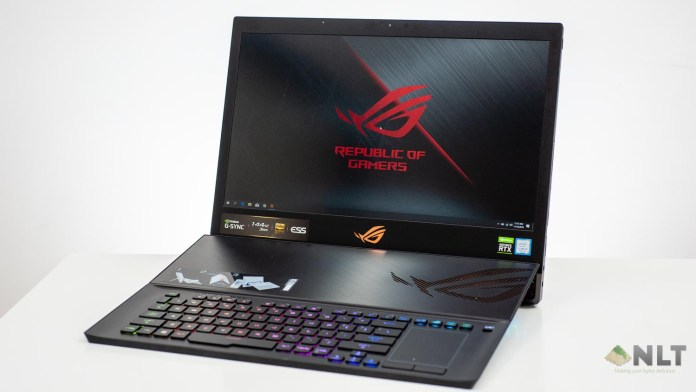 Review - ROG Mothership: The Portable Gaming AIO 30