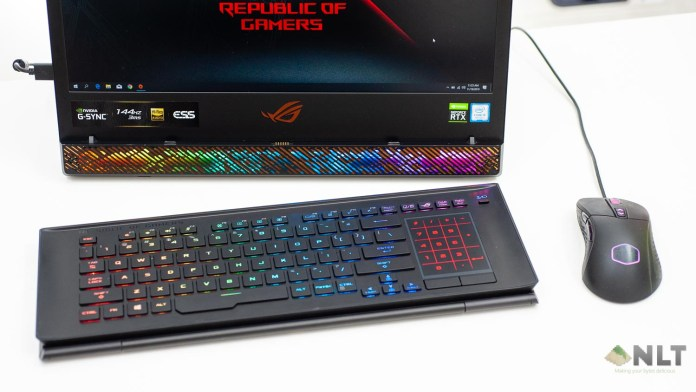 Review - ROG Mothership: The Portable Gaming AIO 25