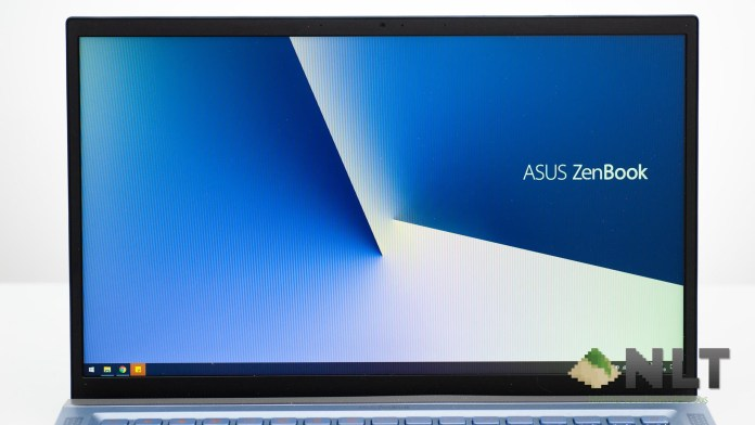 ASUS ZenBook 14 UM431D