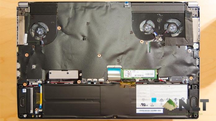 MSI Prestige P75 Creator 9SD