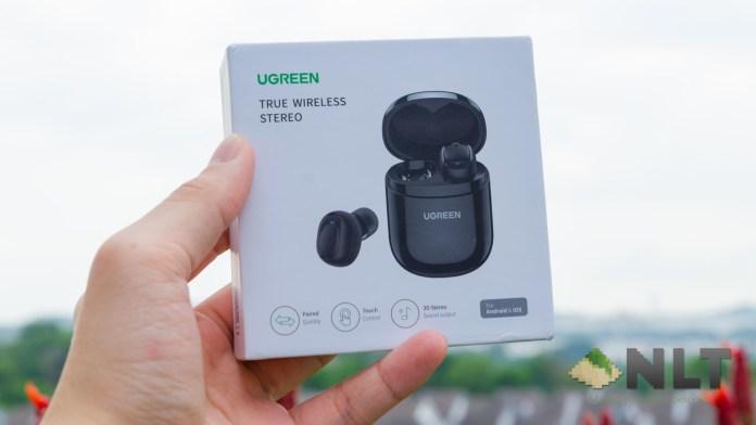 Ugreen True Wireless Earbuds