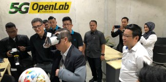 Digi's 5G demonstrates 360° live broadcast of Langkawi's Gunung Machinchang 500km away