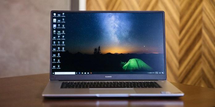Huawei MateBook D 15
