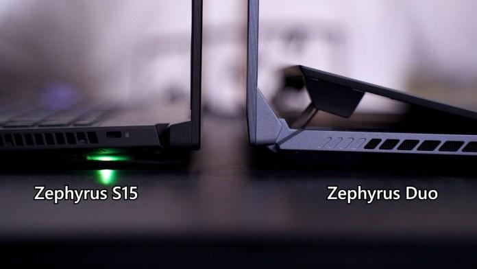 ASUS ROG Zephyrus Duo