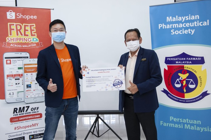 Shopee Verified Pharmacies Featured