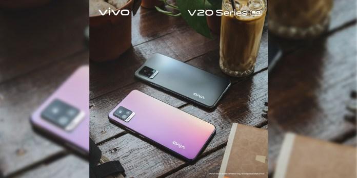 Vivo V20 series Featured