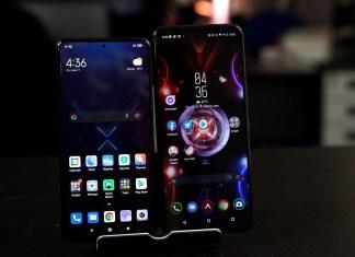 Black Shark 4 vs ROG Phone 5