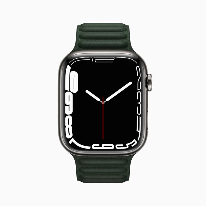 Apple Watch Series 7 Contour