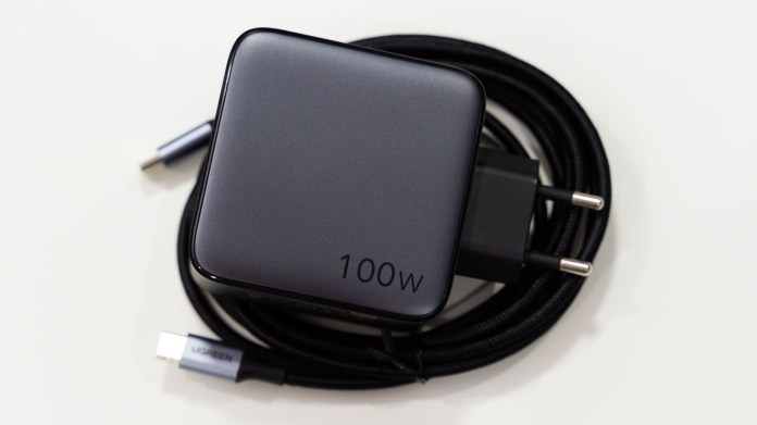 Ugreen 100W 3C1A GaN charger