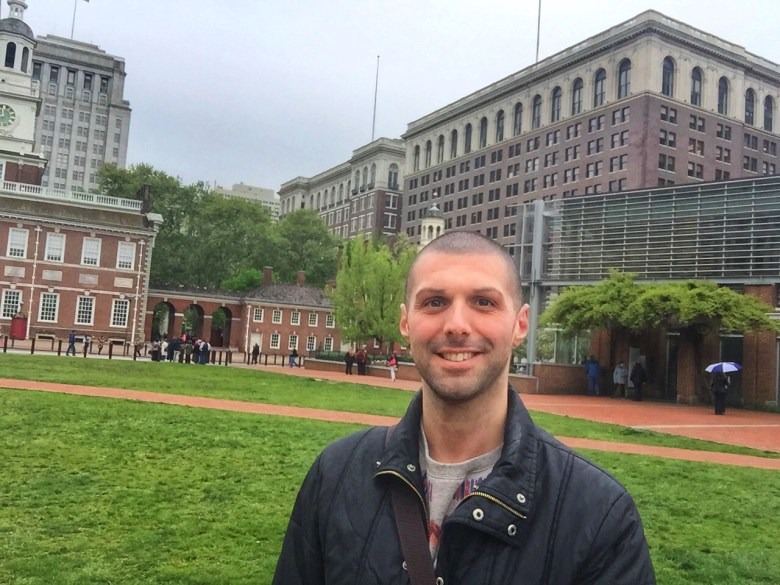 Independence Hall Philadelphia USA