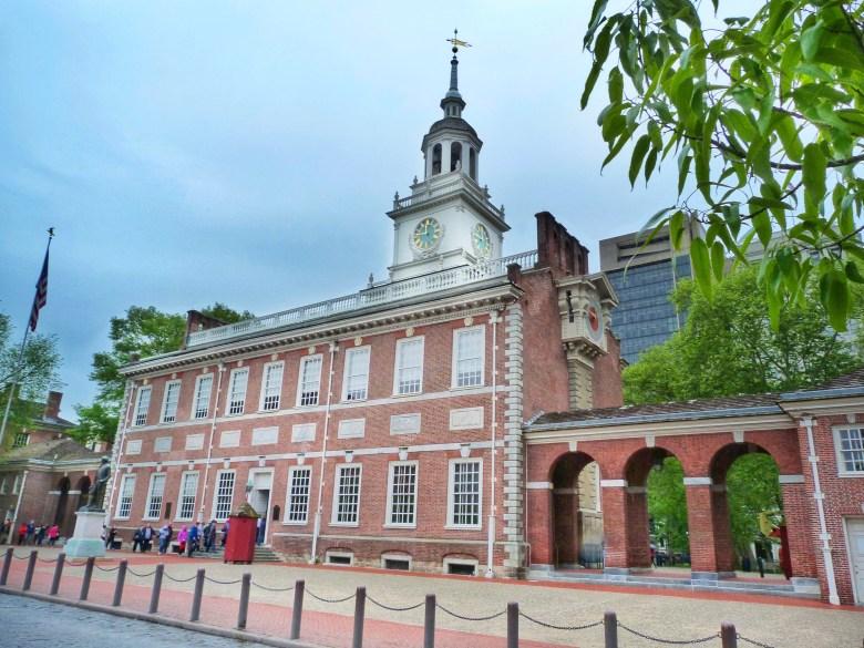 Philadelphia Historic Centre USA