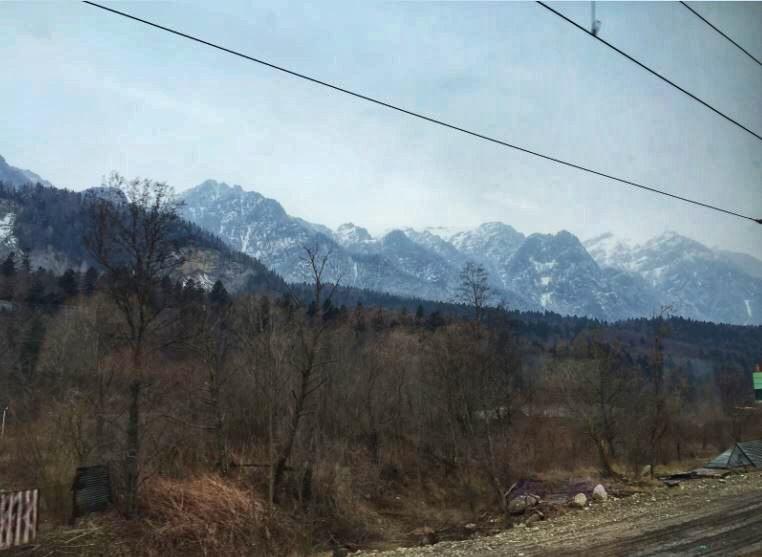 Carpathian Mountains Romania
