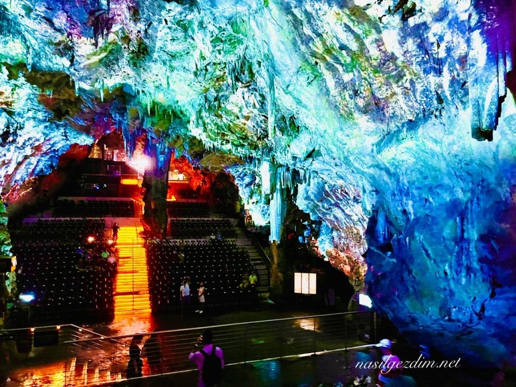 cebelitarık gezi rehberi, cebelitarık gezilece yerler, st michael's cave