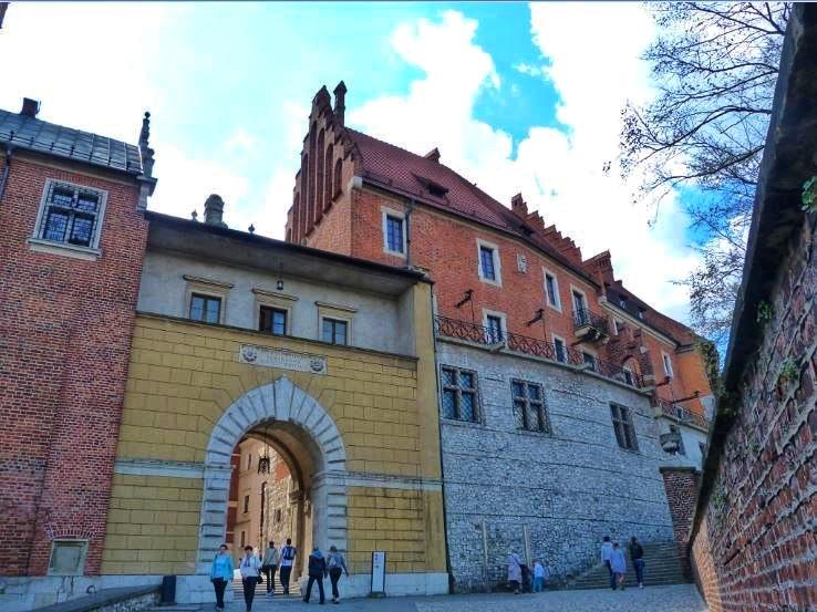 Krakow Gezilecek Yerler