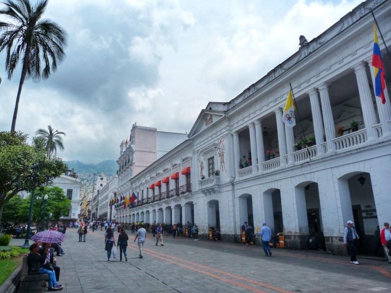 Palacio Arzobispal - The Archbishop's Palace Qutio Ecuador