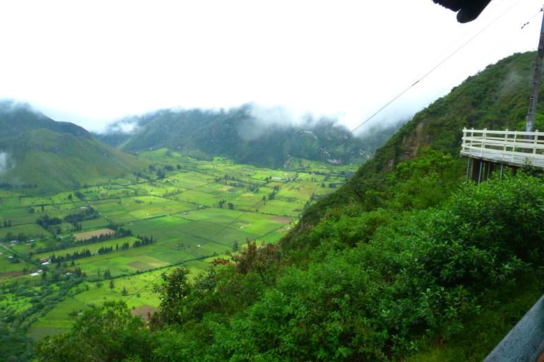 Pululahua Volcano Quito Ecuator