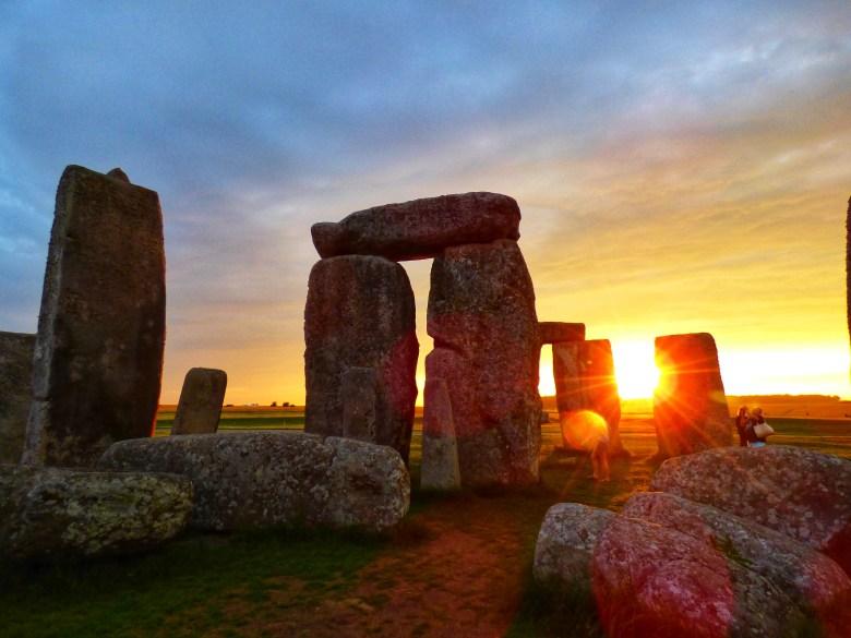 Stonehenge Gezisi