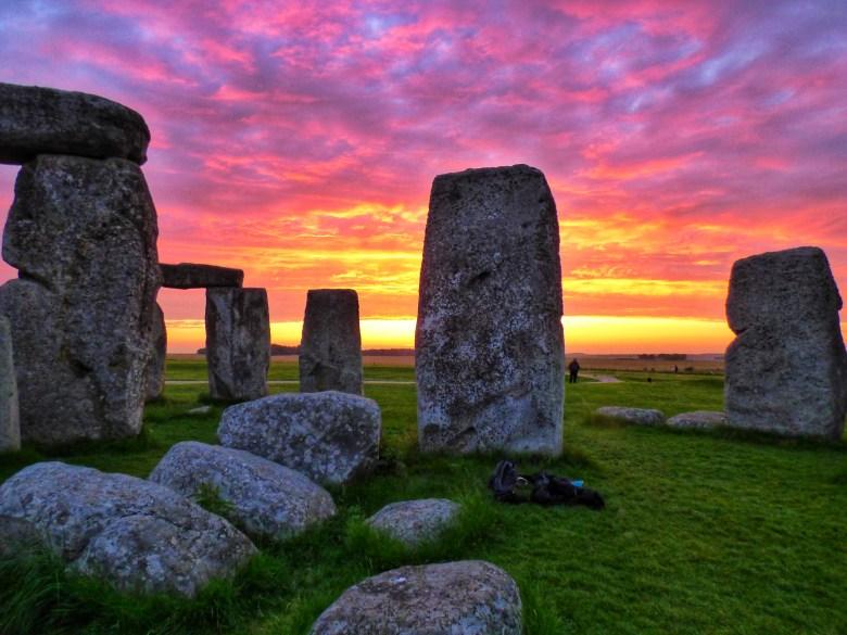 Stonehenge nerede