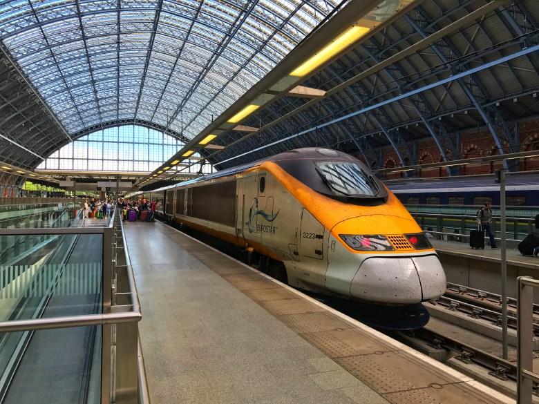 Eurostar ile Londra Paris Arasi Seyahat Deneyimi, londra paris arası trenle kaç saat, londra paris arası trenle kaç saat