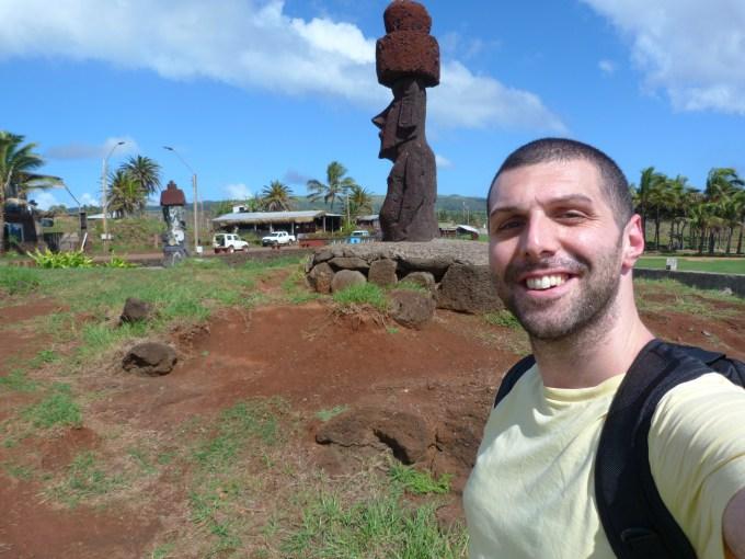 paskalya adası heykelleri ve Ben