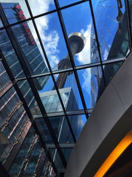 Sydney Kulesi ve Alisveris Merkezi