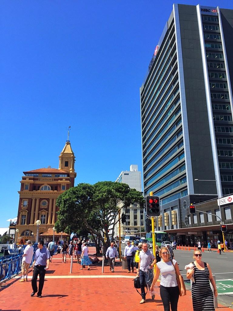 Auckland Limani anayol