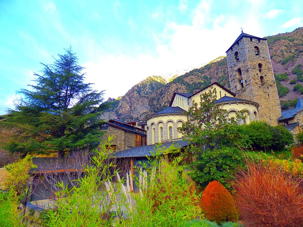 Andorra Gezi Rehber, Andorra Gezilecek Yerler, Andorra'ya Nasil Gidilir