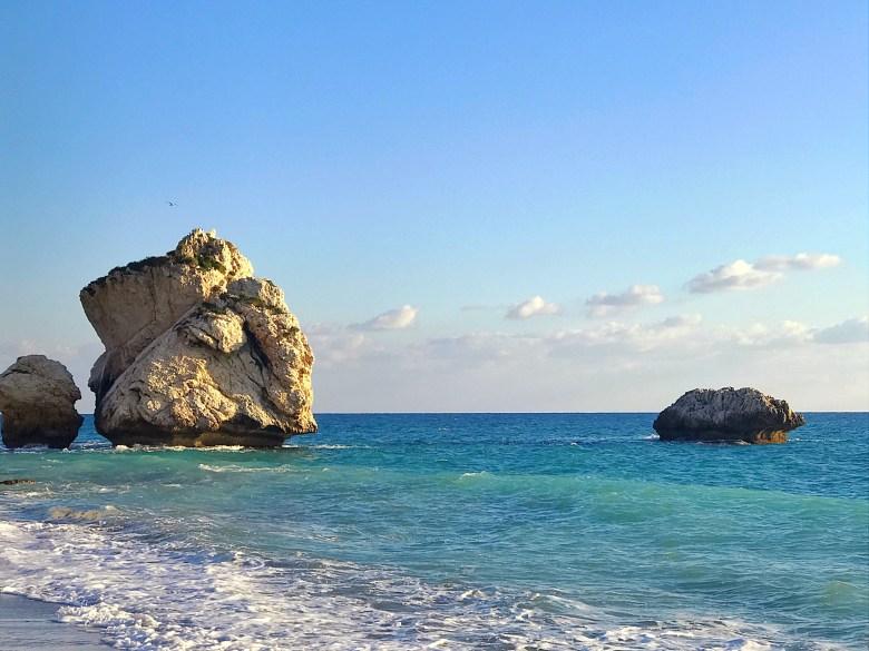 Baf gezilecek yerler, baf gezi rehberi, paphos gezilecek yerler, , güney kıbrıs gezilecek yerler ,güney kıbrıs gezi rehberi, Kato Paphos Arkeoloji Parkı Nerede, Aphrodite kayası, afrodit kayalıkları