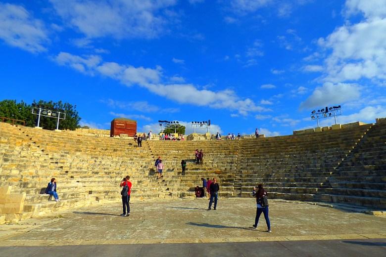 Kourion Antik Kenti Nerede, Kourion Antik Kenti Nasıl Gidilir, Limasol Gezi Rehberi, Limasol Gezilecek Noktalar, limasol nasıl gidilir, limasol gezilecek yerler, Güney Kıbrıs Gezi Rehberi