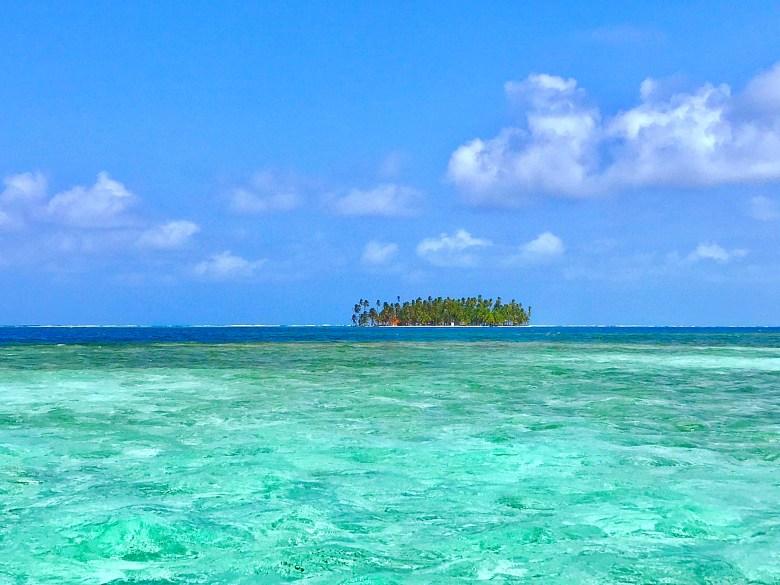 Panama San Blas Adaları, Panama Gezilecek Yerler, Panama Gezi Rehberi, nasil gezdim, Piscine Naturelle