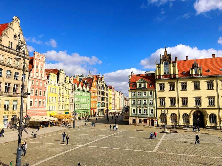 Wroclaw Gezi Rehberi, Wroclaw Gezilecek Yerler