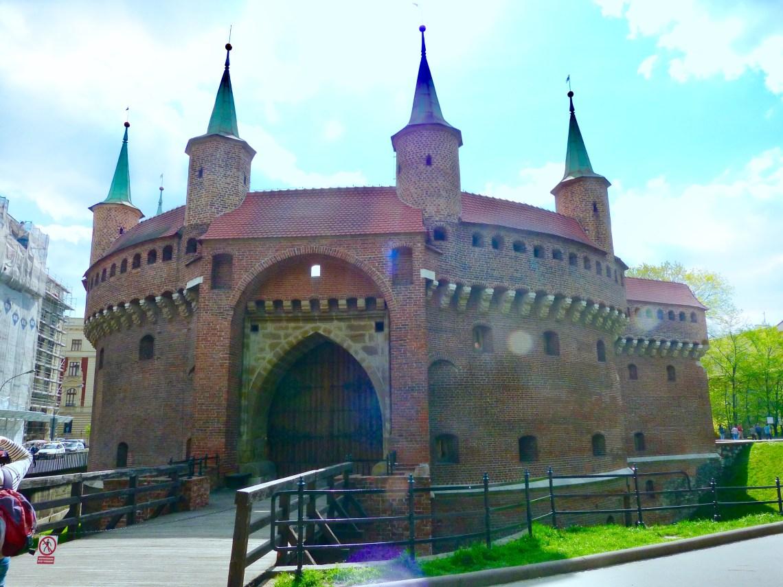 Krakow Gezi Rehberi, Krakow Gezilecek Yerler, Krakow Gezilecek Yerler Haritasi.jpeg