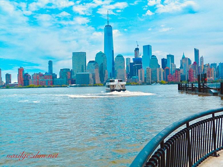 new york gezi rehberi, new york gezilecek yerler, new jersey city, nasil gezdim